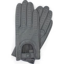 Rękawiczki damskie 46-6L-292-S. Szare rękawiczki damskie Wittchen. Za 99,00 zł.