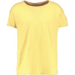 T-shirty męskie: Nudie Jeans ROGER Tshirt basic sun yellow