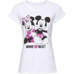 """T-shirty damskie: T-shirt """"Myszka Miki"""" bonprix biały"""