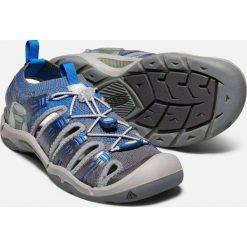 Sandały męskie: Keen Sandały męskie Evofit One szaro-niebieskie r. 45 (1018869)