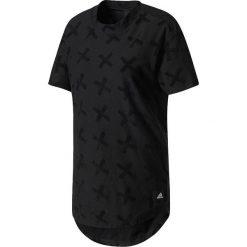Bluzki damskie: Adidas Koszulka damska TACTICS TEE BLACK czarna r. L (BP7050)
