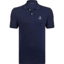 """Koszulki polo: Koszulka polo """"Tailor"""" w kolorze granatowym"""