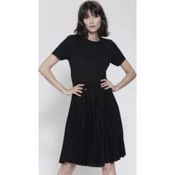 Sukienki hiszpanki: Czarna Sukienka I Need You