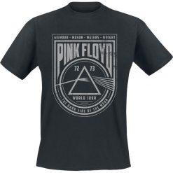 Pink Floyd World Tour T-Shirt czarny. Czarne t-shirty męskie marki Pink Floyd, s. Za 62,90 zł.
