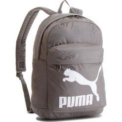 Plecak PUMA - 074799 06 Steel Gray. Szare plecaki męskie marki Puma, sportowe. W wyprzedaży za 119,00 zł.