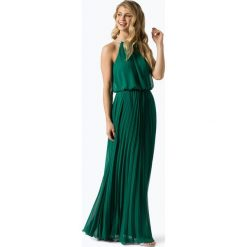 Marie Lund - Damska sukienka wieczorowa, zielony. Zielone sukienki koktajlowe Marie Lund, dopasowane. Za 749,95 zł.