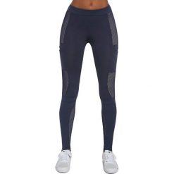 Spodnie damskie: Bas Black Legginsy damskie Passion niebieskie r. M (BB12509)