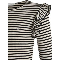 Sonia Rykiel ASTANA Bluzka z długim rękawem vanille. Niebieskie bluzki dziewczęce bawełniane marki Retour Jeans. Za 229,00 zł.
