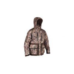 Kurtka myśliwska ciepła SUPERDUCK 100 KAMOREEDS. Szare kurtki męskie marki Burton Menswear London, m, z materiału. Za 499,99 zł.