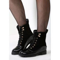 Czarne Botki Soul Woman. Czarne buty zimowe damskie marki vices. Za 69,99 zł.