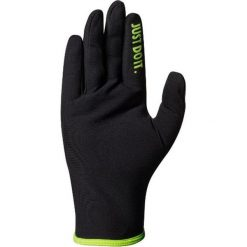 Rękawiczki męskie: Nike Rękawiczki męskie Lightweight Rival Run Gloves 2.0 czarno-zielone r. XL
