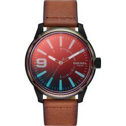 Diesel - Zegarek DZ1876. Brązowe zegarki męskie Diesel, szklane. Za 899,90 zł.