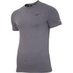 4F Men's T-shirt H4Z17-TSMF001DARKGREY. Szare t-shirty męskie marki 4f, l, z materiału. W wyprzedaży za 59,99 zł.