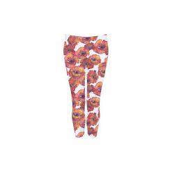 Legginsy CP-011  279. Fioletowe legginsy marki Colour pleasure, uniwersalny. Za 99,00 zł.