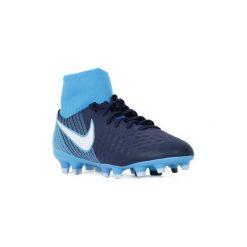 Buty do piłki nożnej Nike  MAGISTA ONDA II DF FG. Niebieskie buty skate męskie Nike, do piłki nożnej. Za 368,47 zł.