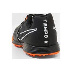 Buty sportowe chłopięce: Nike Performance JR LEGENDX 7 ACADEMY TF Korki Turfy black/total orange/white