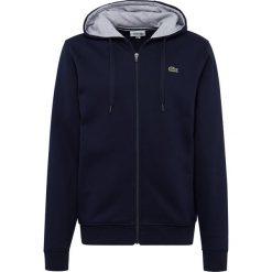 Lacoste - Męska bluza rozpinana Sportswear, niebieski. Szare bluzy męskie rozpinane marki Lacoste, z bawełny. Za 449,95 zł.