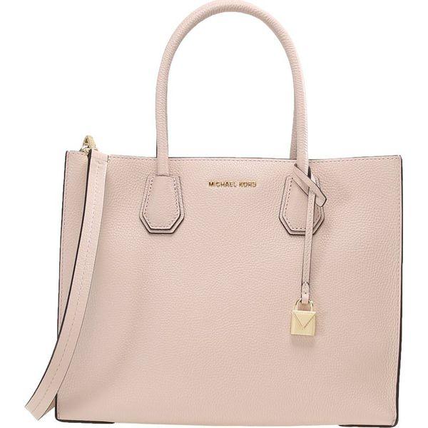 Ogromnie MICHAEL Michael Kors Torebka soft pink - Różowe torebki klasyczne XI94