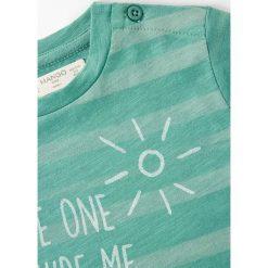T-shirty męskie z nadrukiem: Mango Kids – T-shirt dziecięcy Fish 80-104 cm