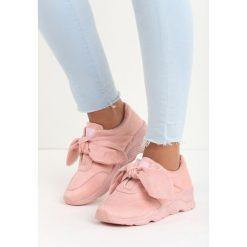 Różowe Buty Sportowe Umbrella. Czerwone buty sportowe damskie marki KALENJI, z gumy. Za 59,99 zł.