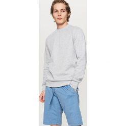 Spodenki i szorty męskie: Dresowe szorty - Niebieski