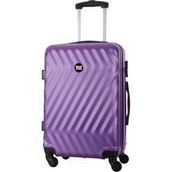 Walizki: Walizka w kolorze fioletowym – 56 l