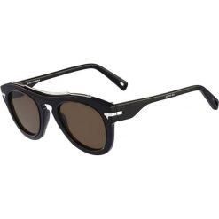 """Okulary przeciwsłoneczne męskie: Okulary przeciwsłoneczne """"26620S BRAZE GARBER 001"""" w kolorze czarnym"""