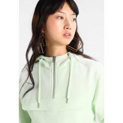 Bluzy damskie: Urban Classics LADIES Bluza z kapturem light mint