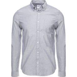 Koszule męskie na spinki: Burton Menswear London SKINNY FIT Koszula grey