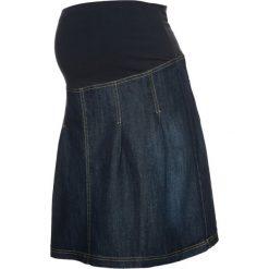 Spódniczki jeansowe: JoJo Maman Bébé Spódnica jeansowa blue denim