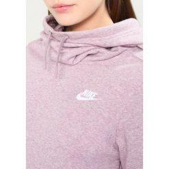 Bluzy damskie: Nike Sportswear Bluza z kapturem elemental rose/white