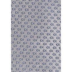 Krawaty męskie: CK Calvin Klein MINI LOGO Krawat silver