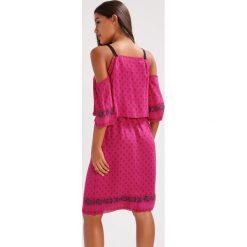 Sukienki hiszpanki: Intropia Sukienka letnia pink