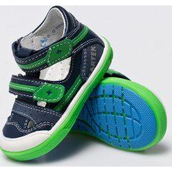 Bartek - Trampki 32.50.50.0. Szare buty sportowe chłopięce Bartek, z gumy. W wyprzedaży za 129,90 zł.