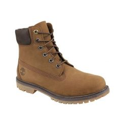 Timberland 6 Premium Boot a19ri 39 Brązowe. Brązowe buty trekkingowe damskie marki Timberland. W wyprzedaży za 699,99 zł.