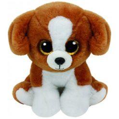 Przytulanki i maskotki: TY Maskotka Beanie Babies Snicky – Brązowy Pies, 24 Cm