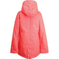 Brunotti CAPPY Kurtka snowboardowa punch pink. Czerwone kurtki dziewczęce Brunotti, z materiału, narciarskie. W wyprzedaży za 377,10 zł.