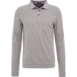 BOSS CASUAL PRIX Koszulka polo light/pastel grey. Szare koszulki polo BOSS Casual, m, z bawełny. Za 419,00 zł.