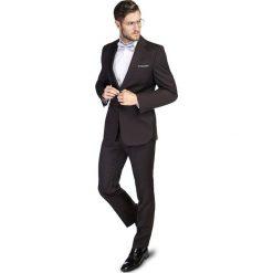 Garnitur CARLO 2 178b. Czarne garnitury Giacomo Conti, z tkaniny. Za 299,00 zł.