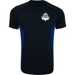BUSHIDO Koszulka męska techniczna czarna r. L. Czarne koszulki sportowe męskie marki BUSHIDO, l. Za 86,50 zł.
