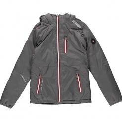 """Kurtka przejściowa """"Alias"""" w kolorze szarym. Szare kurtki chłopięce przejściowe marki Geographical Norway Kids & Women. W wyprzedaży za 226,95 zł."""