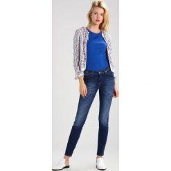 Lee SCARLETT  Jeans Skinny Fit night sky. Niebieskie rurki damskie Lee. Za 319,00 zł.