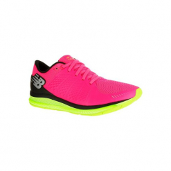 Buty do biegania FUELCELL damskie. Czerwone buty do biegania damskie marki New Balance, z gumy. W wyprzedaży za 499,99 zł.