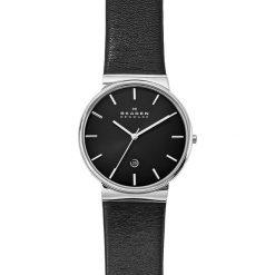 Zegarki damskie: Zegarek SKAGEN – Ancher SKW6104 Black/Silver/Steel