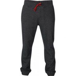 FOX Spodnie Dresowe Męskie Lateral Xl Ciemnoszary. Szare spodnie dresowe męskie marki FOX, z bawełny. Za 267,00 zł.