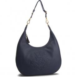 Torebka LAUREN RALPH LAUREN - Huntley 431709349001 Navy. Niebieskie torebki klasyczne damskie Lauren Ralph Lauren, ze skóry. Za 1299,00 zł.