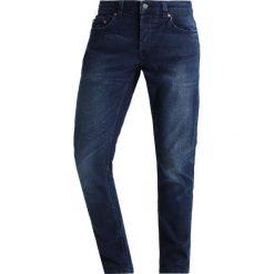 Spodnie męskie: Only & Sons ONSLOOM  Jeans Skinny Fit medium blue denim