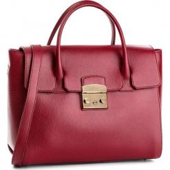 Torebka FURLA - Metropolis 984339 B BGZ8 ARE Ciliegia d. Czerwone torebki klasyczne damskie marki Furla, ze skóry. Za 1885,00 zł.