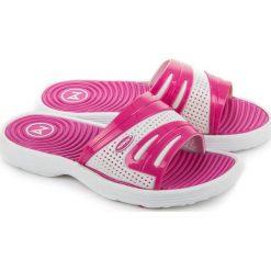 Chodaki damskie: Różowe klapki basenowe SELAH