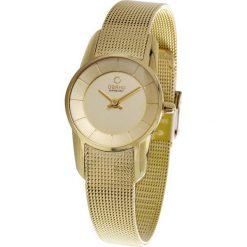 Zegarki damskie: Zegarek damski Obaku V130LGGMG
